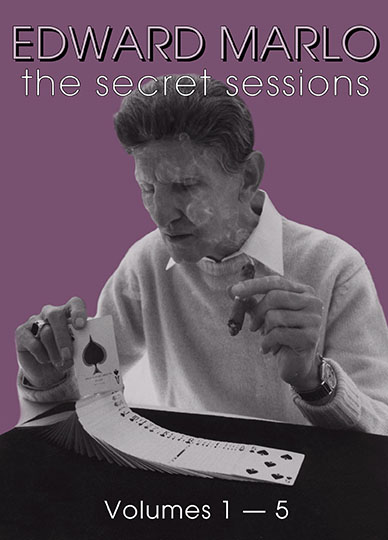 Edward Marlo - The Secret Sessions (1-5)