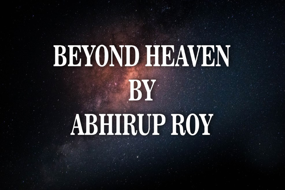 Abhirup Roy - Beyond Heaven