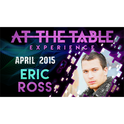 At The Table Live Lecture Eric Ross
