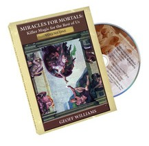 Geoff Williams - Miracles For Mortals Volume One