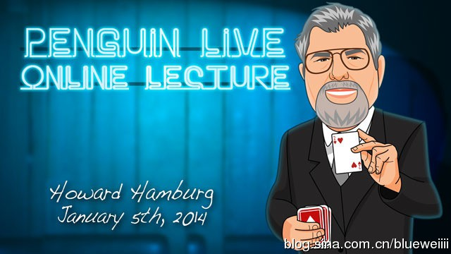 Howard Hamburg Penguin Live Online Lecture