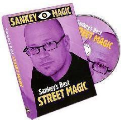 Jay Sankey - Sankeys Best Street Magic