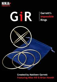 Matthew Garrett - Garrett's Impossible Rings (GiR)