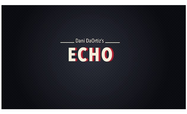 Dani DaOrtiz - Echo: Danis 3rd Weapon
