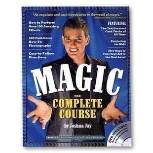 Joshua Jay - Magic The Complete Course