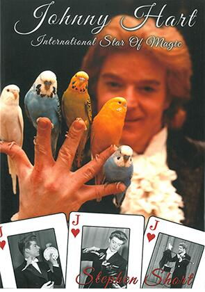 Stephen Short - Johnny Hart - International Star Of Magic