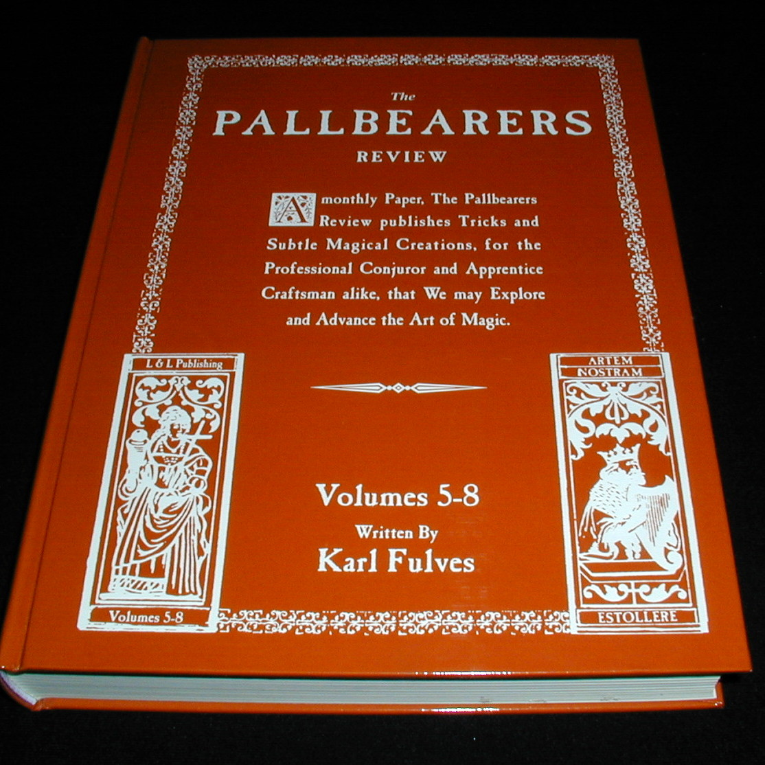 Karl Fulves - Pallbearers Review (5-8)