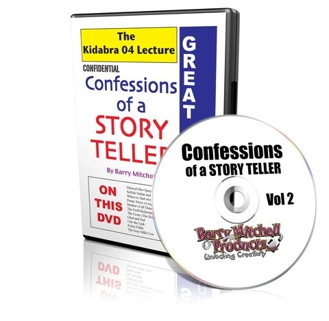Barry Mitchell - Confessions Of A Story Teller Vol. 2