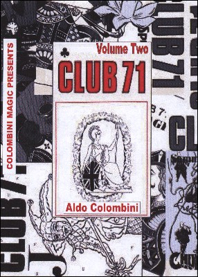 Aldo Colombini - Club 71, vol 2.