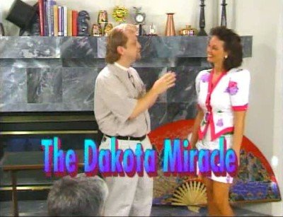 Mark Strivings - The Dakota Miracle
