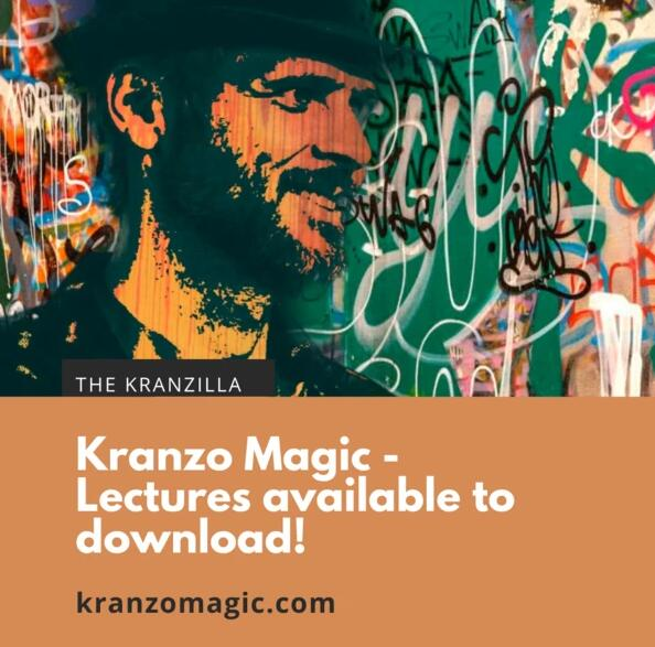 Kranzo ZOOM Lecture May 17th 2020