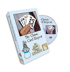 Greater Magic Video Library Teach-In Sessions 12 - Six Card Repeat