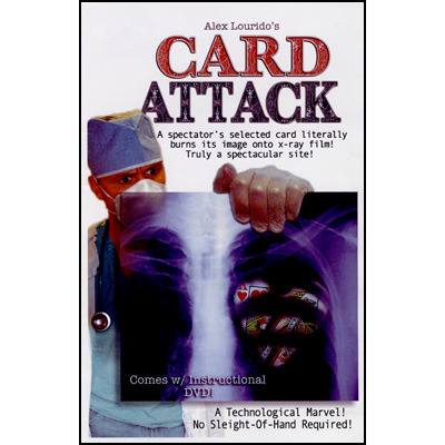 Alex Lourido - Card Attack