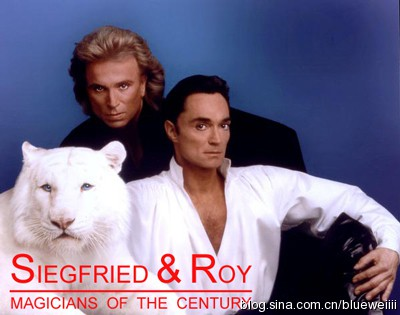 Siegfried and Roy - The World of Siegfried and Roy