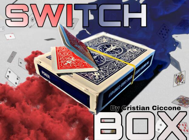 CRISTIAN CICCONE - SWITCH BOX