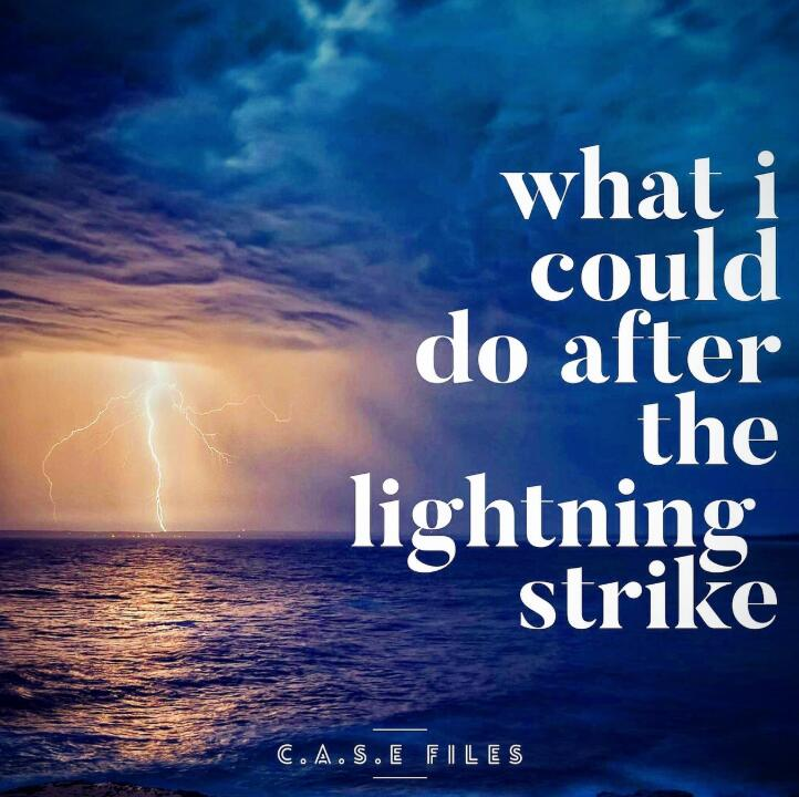 Steve Wachner - What I Could do After the Lightning Strike