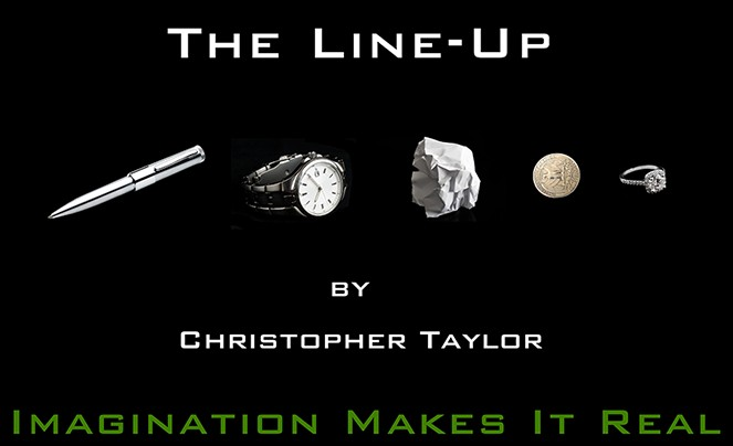 Christopher Taylor - The Line Up