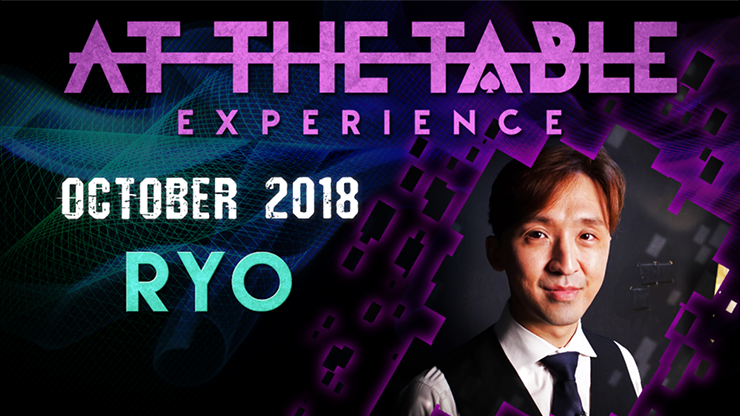At the Table Live Lecture Ryo
