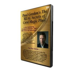 Paul Gordon - The Real Secrets of Card Magic Plus