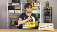 Martin Andersen - License Plate Prediction (Vintage)