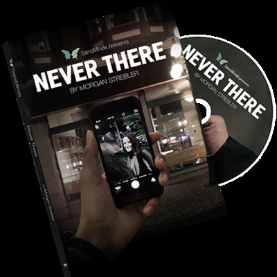 Morgan Strebler - Never There