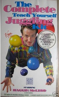 Haggis McLeod - The Complete Teach Yourself Juggling
