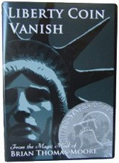 Brian Thomas Moore - Liberty Coin Vanish