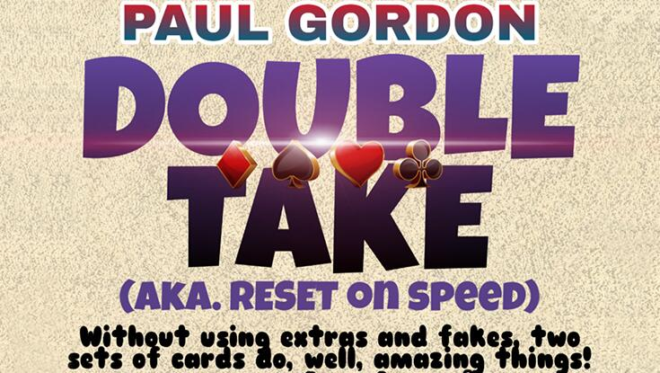 Paul Gordon - Double Take