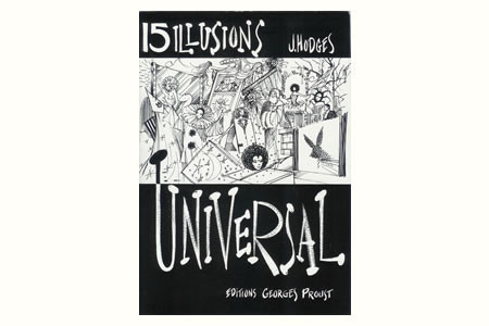 James Hodges - 15 Illusions avec Universal