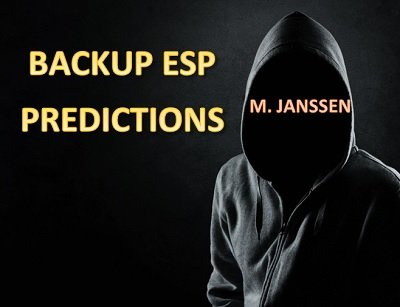 Maurice Janssen - Backup ESP Predictions