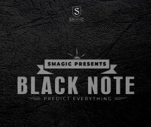 Smagic Productions - BLACK NOTE