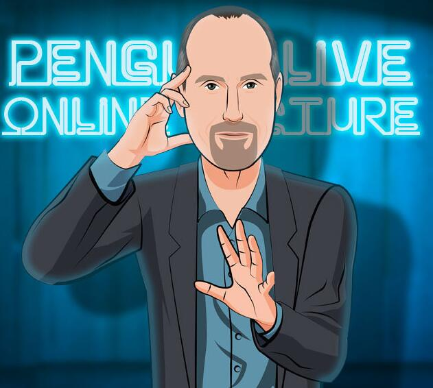Christopher Carter Penguin Live Online Lecture