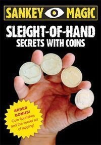 Jay Sankey - Sleight Of Hand With Coins