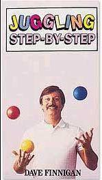Dave Finnigan - Juggling Step by Step (1-4)