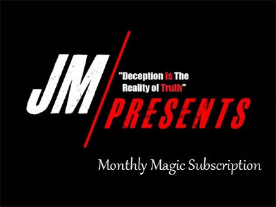 Justin Miller - Monthly Magic Subscription (January 2014)