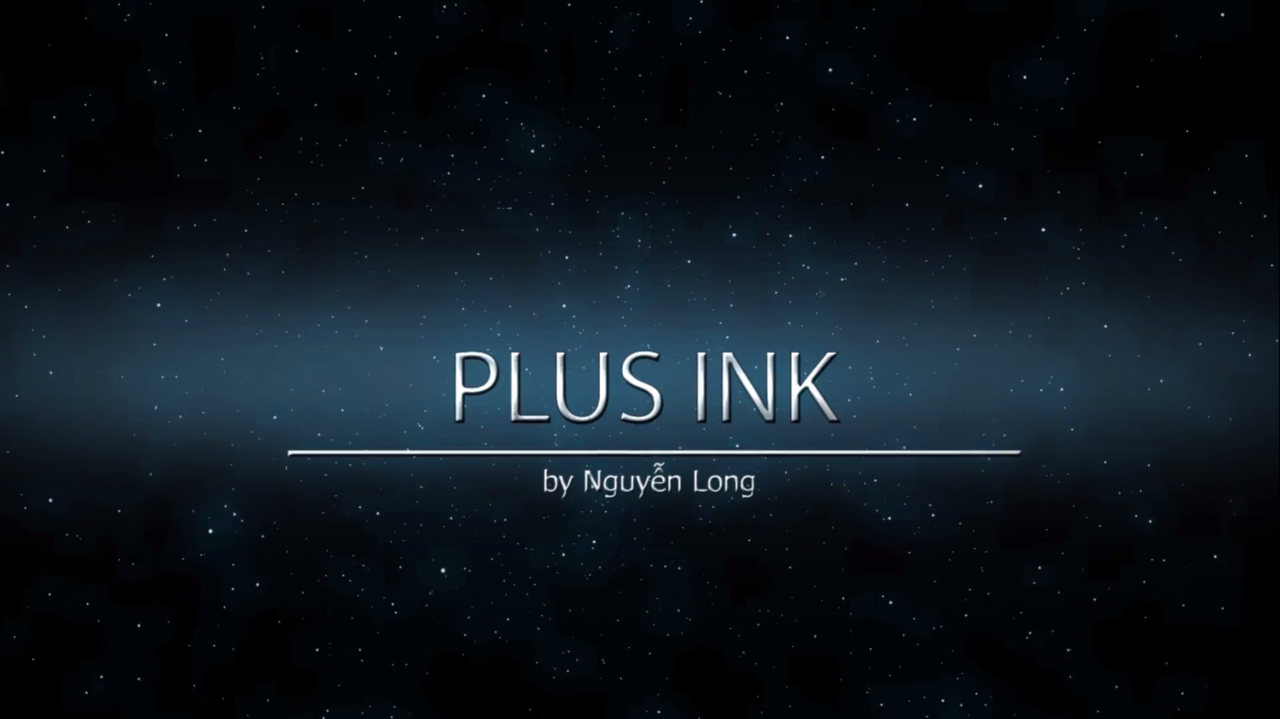 Nguyen Long - Plus ink