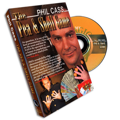 Phil Cass - The Pea and Shell Game
