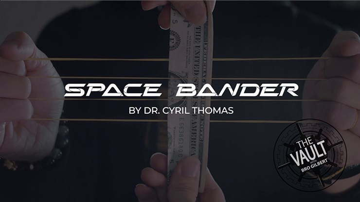 Cyril Thomas - The Vault - Space Bander