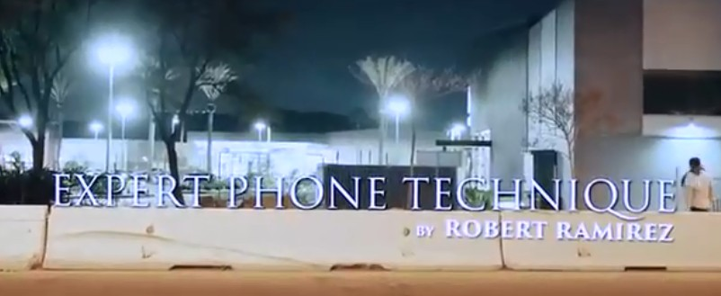 Robert Ramirez - Expert Phone Technique