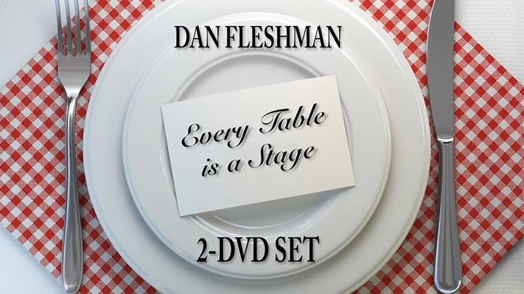 Dan Fleshman - Every Table is a Stage (1-2)
