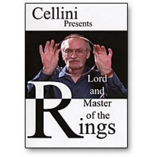 Jim Cellini - Lord and Master of the Rings