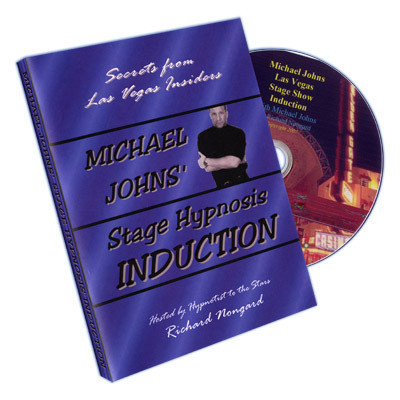 Michael Johns - Stage Show Induction