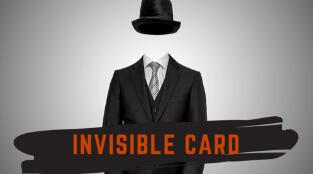 Adam Wilber - Invisible Card