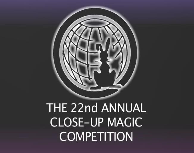 The 22nd Annual Close-up Magic Competition (1-2)