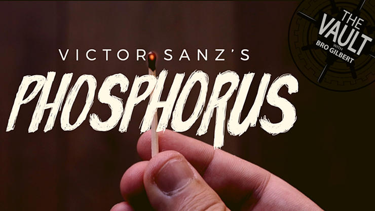 Victor Sanz - The Vault - Phosphorus