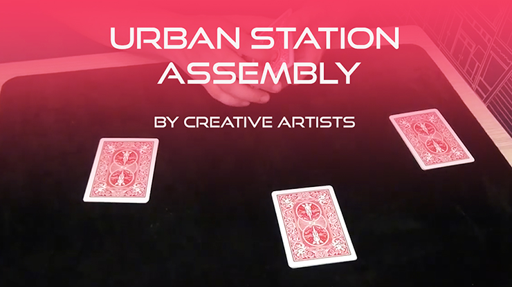 Creative Artists - Urban Station Assembly