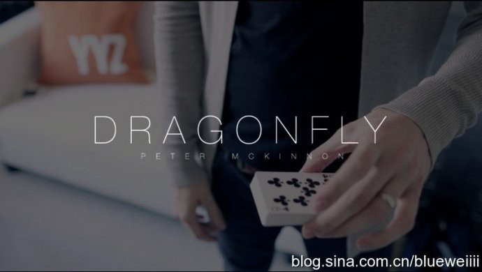 Peter Mckinnon - Dragon Fly