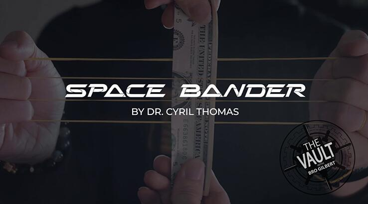 Dr. Cyril Thomas - Space Bander (Skymember Presents)