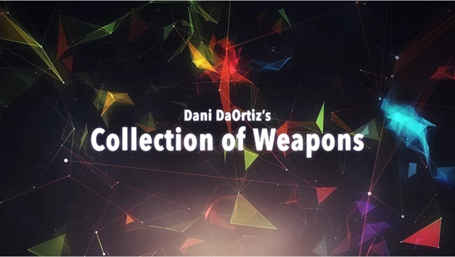 Dani DaOrtiz - Dani's Collection of Weapons (1-3)