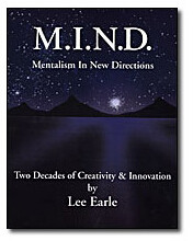 Lee Earle - Mentalism In New Directions (M.I.N.D.)